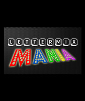 Screenshot von Lettermix Mania