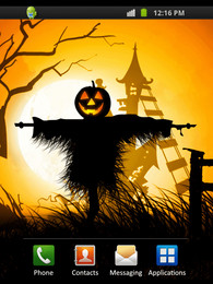 Screenshot von Halloween Scarecrow