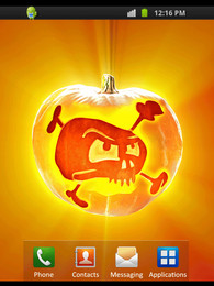 Screenshot von Halloween Flash