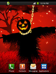 Screenshot von Halloween Design