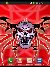 Screenshot von Skull Tattoo