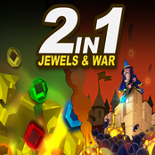 2 in 1 Jewels and War