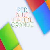 Red Green Blue Orange