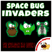 Space Bug Invaders