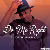 DJ Fortee feat. Dindy - Do Me Right