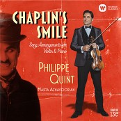 Philippe Quint - Smile (Theme from Modern Times)