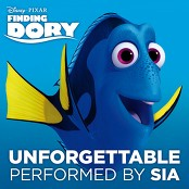 "Sia & Bernie Grundman - Unforgettable (From ""Finding Dory"")"