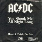AC/DC - Have A Drink On Me (Mastertone)