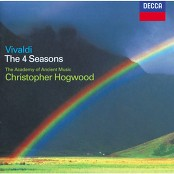 """Christopher Hirons & The Academy of Ancient Music & Christopher Hogwood & Nigel North - Vivaldi: Concerto for Violin and Strings in E, Op.8, No.1, R.269 """"La Primavera"""" - 1. Allegro"""