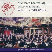 Wiener Philharmoniker & Willi Boskovsky - J. Strauss II: The Blue Danube