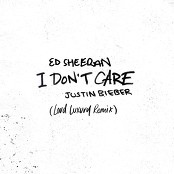 Ed Sheeran & Justin Bieber - I Don't Care (Loud Luxury Remix)